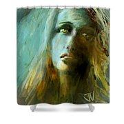 Becky Shower Curtain