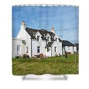 Iona Bed And Breakfast Two Shower Curtain
