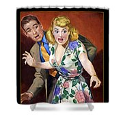 Bed Bugs Shower Curtain