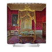 Bedroom At Holkham Hall Shower Curtain