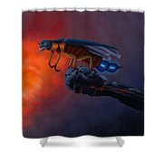 Beds Are Burning. Shower Curtain