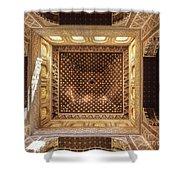 Beds Room Roof La Alhambra Shower Curtain