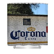 Beer In Mexico Shower Curtain