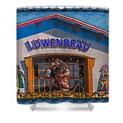 Beer Lyon Shower Curtain