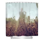 Before Love Shower Curtain