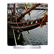 Before Setting Sail Shower Curtain