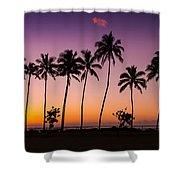 Before Sunrise In Kauai Shower Curtain