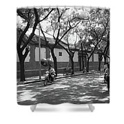 Beijing City 10 Shower Curtain
