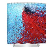 Being A Woman 6 - In Water Shower Curtain
