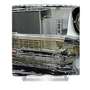 Bel Air Grill Shower Curtain