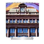 Belfast Architecture 9 Shower Curtain