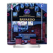 Belfast Mural - Bayardo - Ireland Shower Curtain