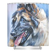 Belgian Tervuren Shower Curtain