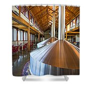 Belgium Tasting Room Shower Curtain