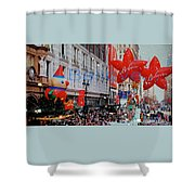 Believe Macys  Parade Shower Curtain