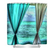 Belize Curtains #1 Shower Curtain