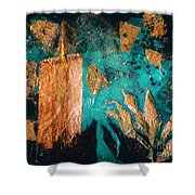 Bell, Book And Candle Shower Curtain