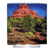 Bell Rock Dream Shower Curtain