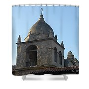 Bell Tower Shower Curtain