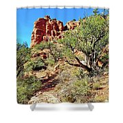 Bell Trail Shower Curtain