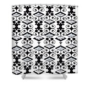 Bella 6 Shower Curtain