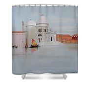 Bella Italia Shower Curtain