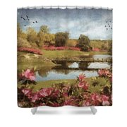 Bellingrath Gardens Shower Curtain