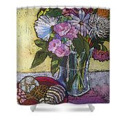 Bellissima Shower Curtain