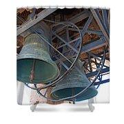 Bells Of Torre Dei Lamberti - Verona Italy Shower Curtain