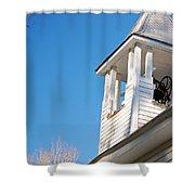 Belltower Shower Curtain