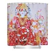 Beloved Lakshimi Shower Curtain