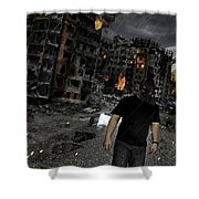 Belovo 9 Shower Curtain
