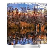 Beluah Road Shower Curtain