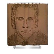 Ben Stiller Shower Curtain