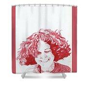 Benedicte Shower Curtain