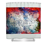 Beneficiary Shower Curtain
