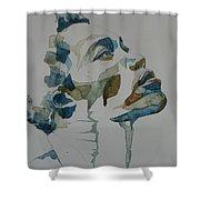 Benjamin Clementine Shower Curtain