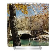 Bennet Springs Shower Curtain