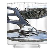 Bentley Logo Shower Curtain