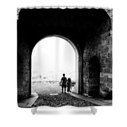Bergamo Alta Shower Curtain