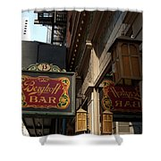 Berghoff Bar Shower Curtain