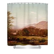 Berkshire Landscape Shower Curtain