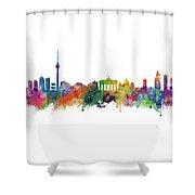 Berlin Shower Curtain