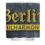 Berlin Philharmonic Shower Curtain