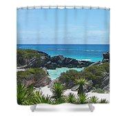 Bermuda Bliss Shower Curtain