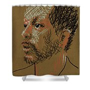 Bernardo 7 Shower Curtain