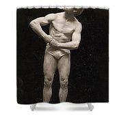 Bernarr Macfadden Shower Curtain