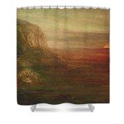 Beronneau Orphee Shower Curtain