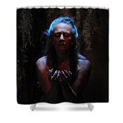 Beseeching Shower Curtain