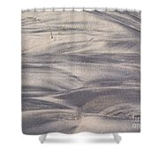 Beside Me Shower Curtain